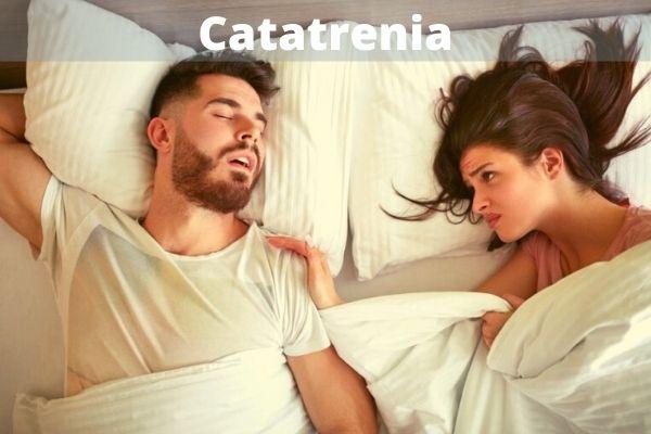 Catatrenia: sintomas, causas e tratamentos