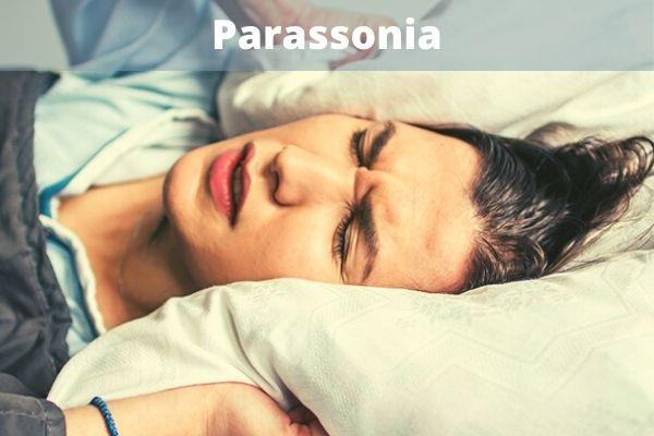 Parassonia: tipos, causas e tratamentos