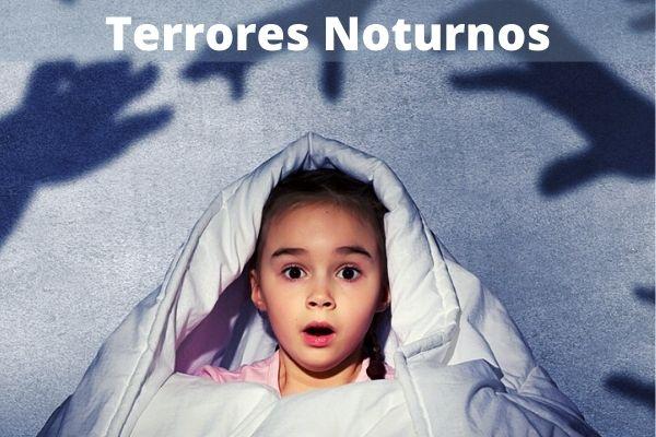 Terrores Noturnos: Causas, Sintomas, Tratamentos