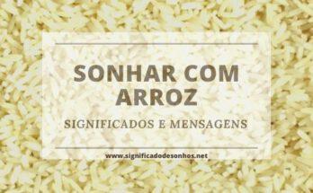 Desvende os significados de sonhar com arroz