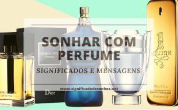 Quais os significados de sonhar com perfume?