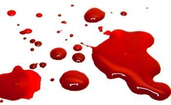 Significados de sonhar com sangue